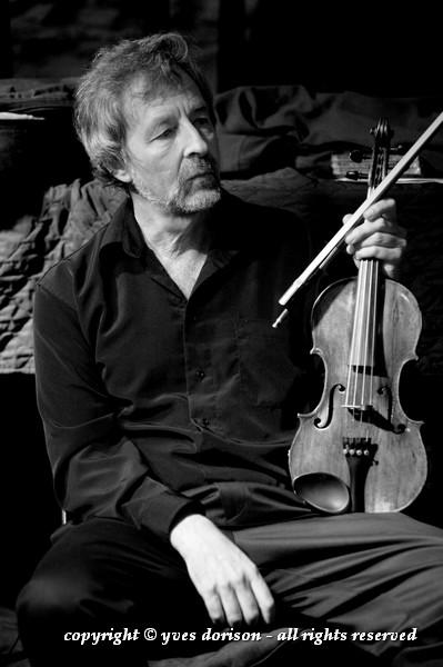 John Intrator, Jazz Club La Clé de Voûte, Lyon, novembre 2014