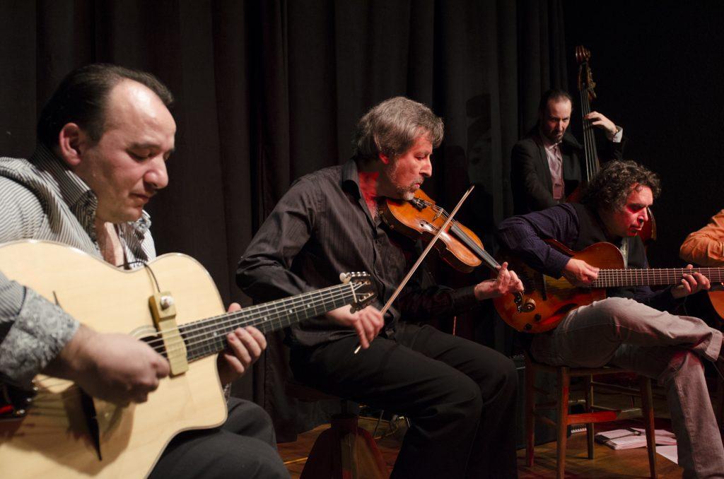 Sébastien Felix, John Intrator, Howard Alden