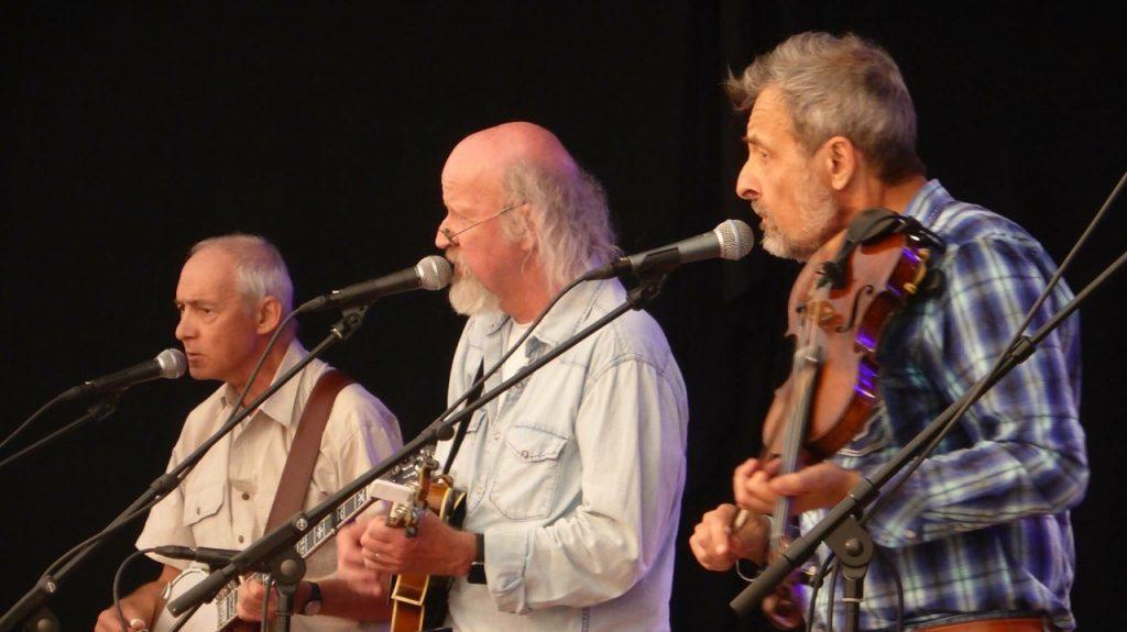 Country Rain Bluegrass Band, 2017