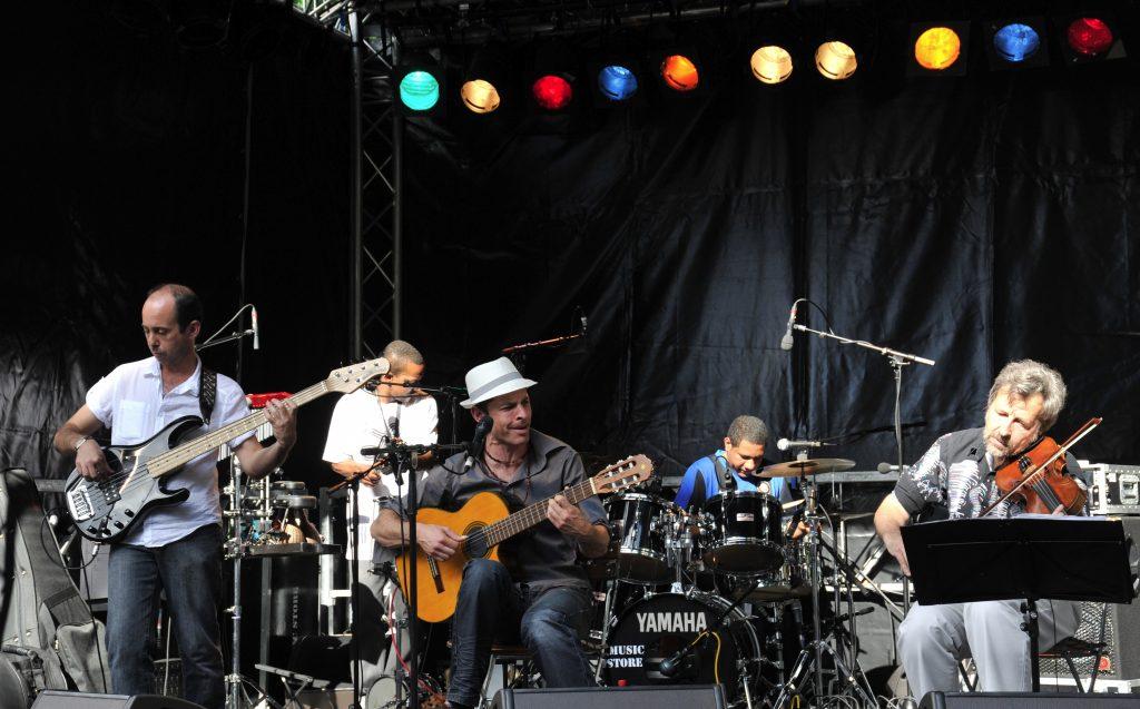 Diego Gadenz Band (Brazilian)