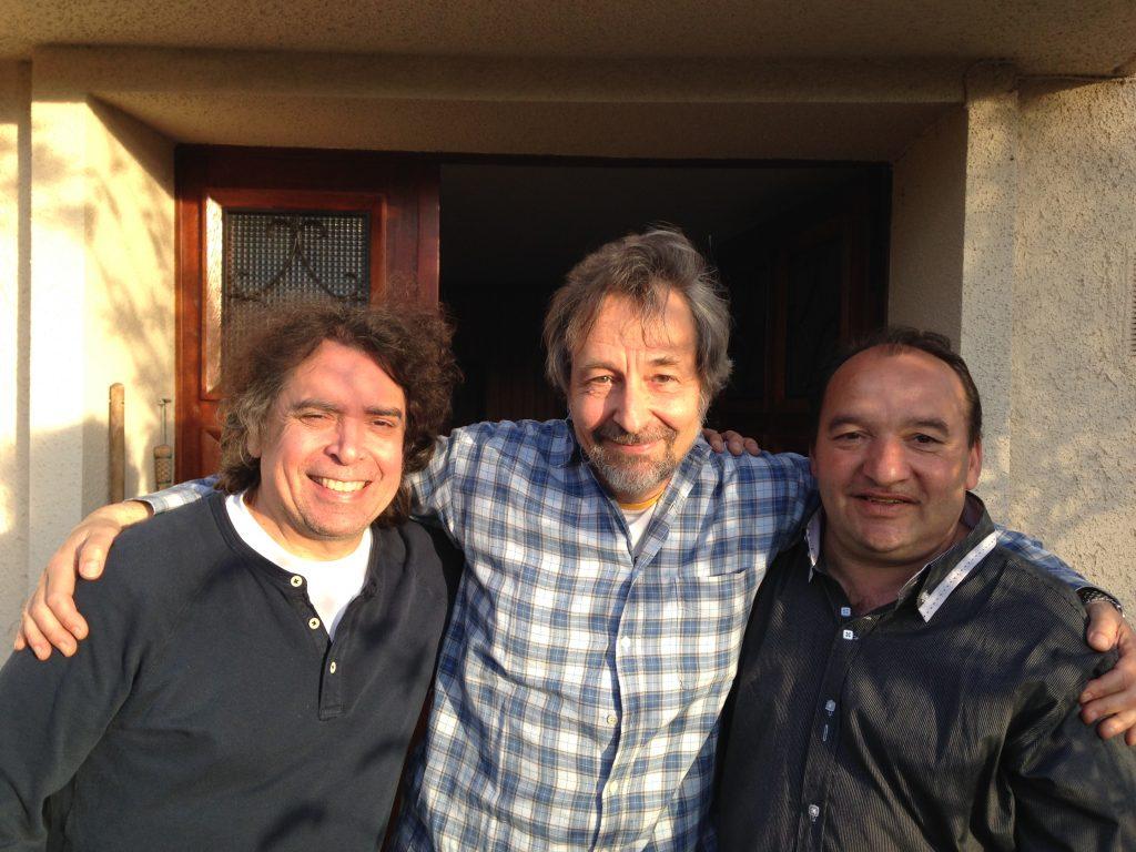 Howard Alden, John Intrator, Sébastien Felix
