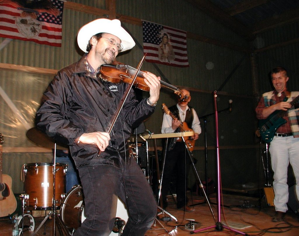 John Intrator with J. Kirby Band (country)