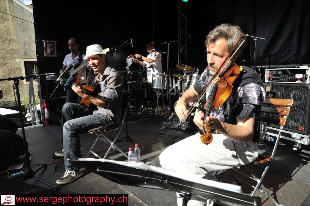 Diego Gadenz et John Intrator